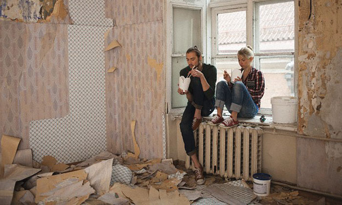 Ремонт в квартире фото своими руками в хрущевке