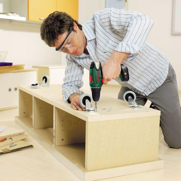 У вас есть услуга сборки – разборки мебели?