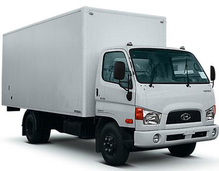 Хендай HD мебельный фургон