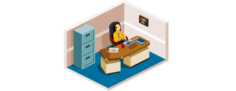 Переезд небольшого офиса