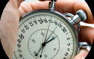 Каким образом рассчитать стоимость неполного часа работы?
